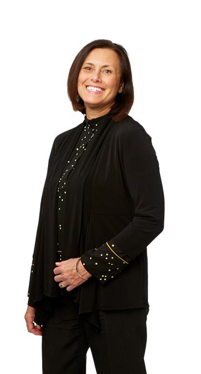 Lori Henley Laughing